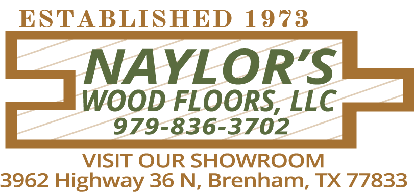 Naylor's Wood Floors LLC. Logo